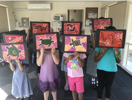 After school activities for kids - create a wonderful art