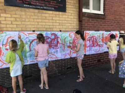 Kids school holiday activities Williamstown