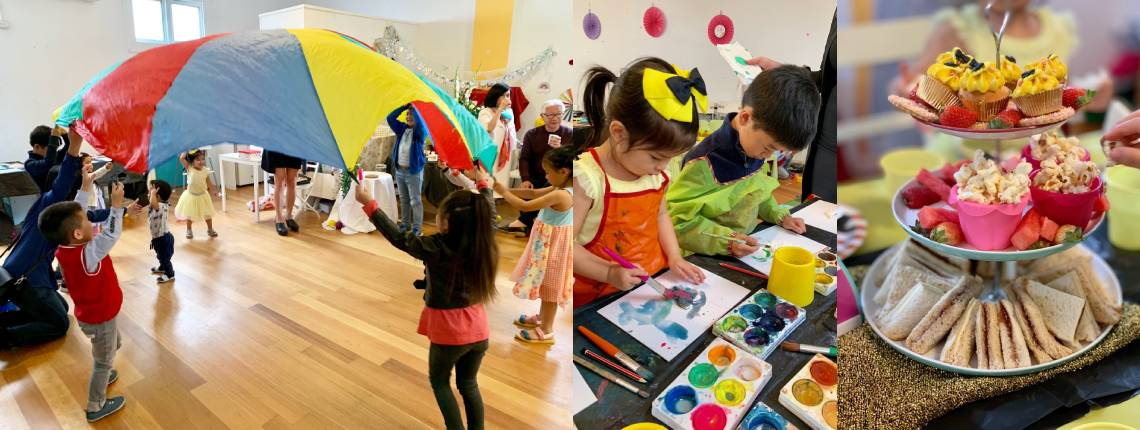 Kids holiday program South Melbourne